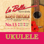 labella #13 banjolele string set