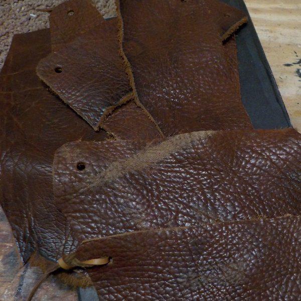 Bison straps